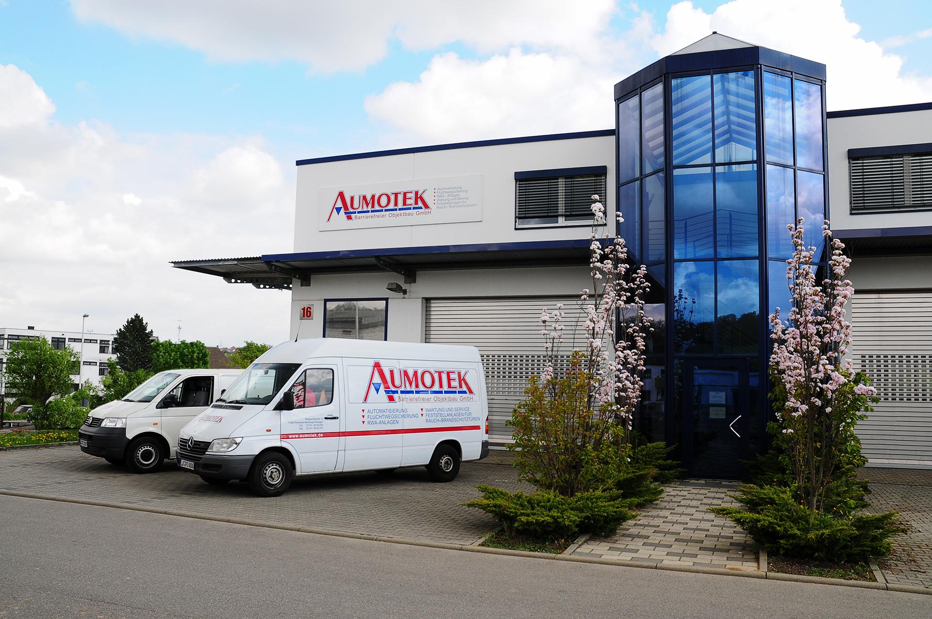 Aumotek GmbH | Außenansicht